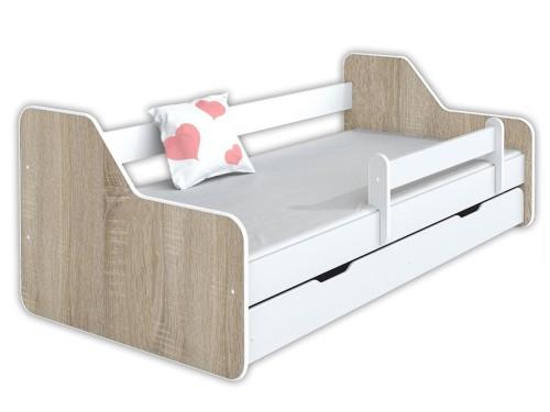 łóżko Dla Dziecka 160x80 Dione Ii Drewno