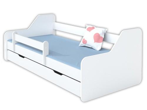 łóżko Dla Dzieci Dione I Białe